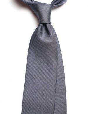 cravata matase gri c464 9499 4