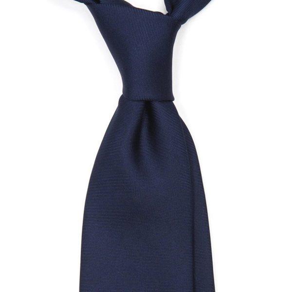 cravata matase macclesfield handmade simpla bleumarin 395 4