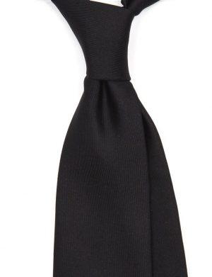 Cravata Matase Neagra