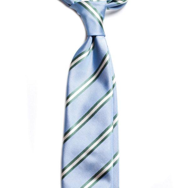 cravata matase model cu dungi c314 4133 4