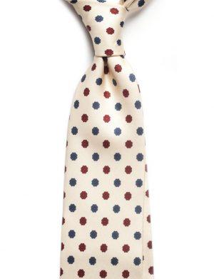cravata matase model floral c396 7584 4
