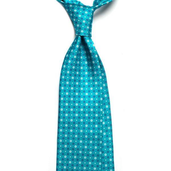 cravata matase model floral c398 7629 4