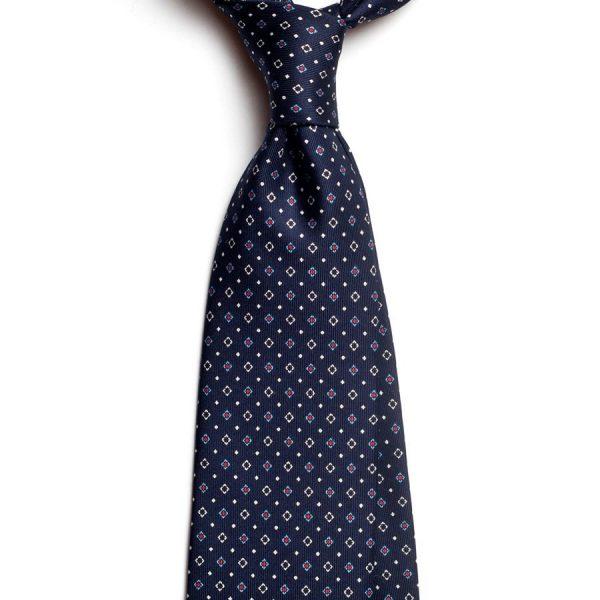 cravata matase model floral c415 8379 4