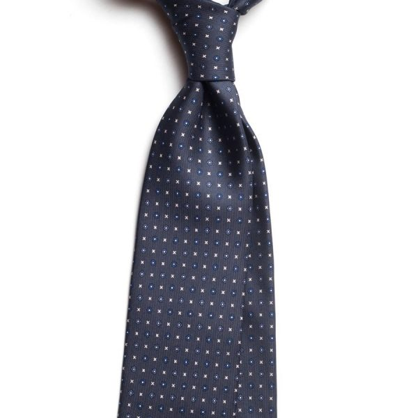 cravata matase model floral c419 8454 4