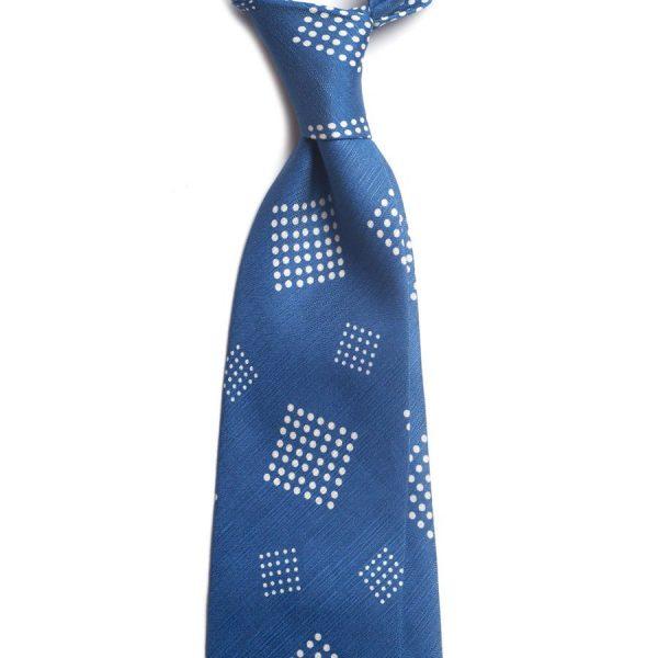cravata matase model geometric c451 9264 4