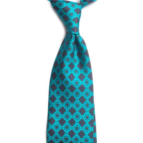 cravata matase model medalion c445 9144 4