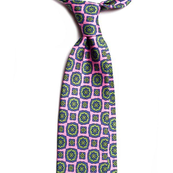 cravata matase vintage medallion c499 10179 4