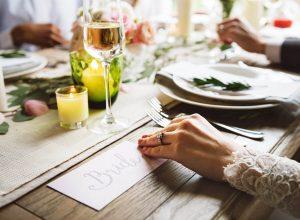 Cum alegeti meniul pentru nunta?