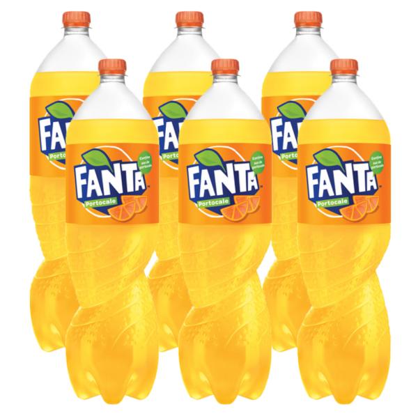 fanta portocale 125 bax 6 buc