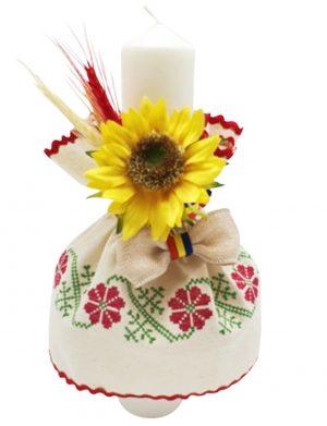 Lumanare botez Traditionala – MTB107