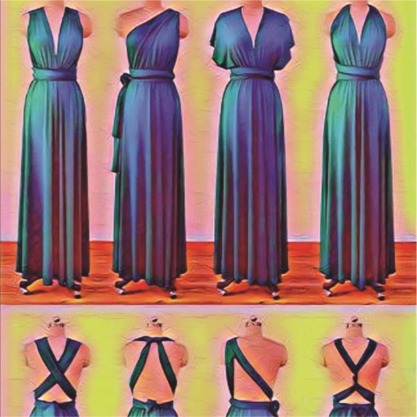 mod prindere rochie versatila 23h Events